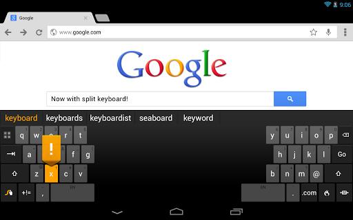 Swype wreszcie w Google Play! 16