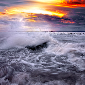 Wave Formation II by Haslam Format - Landscapes Waterscapes ( galesong;wave;landscape;makassar; )