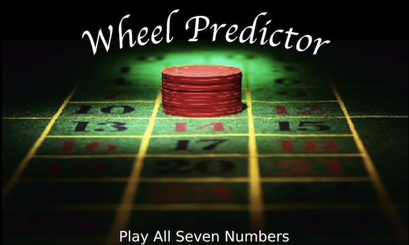 Wheel Predictor - screenshot