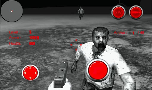 The Dark Corner : Zombie Demo