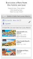 Screenshot of Travelzoo