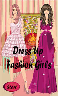 Dress Up Fashion Girls Game - screenshot thumbnail
