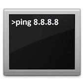 Ping monitor widget