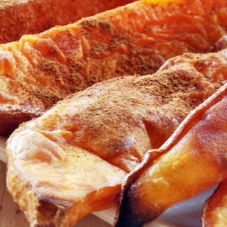 Easy Coconut-Cinnamon Sweet Potato Fries