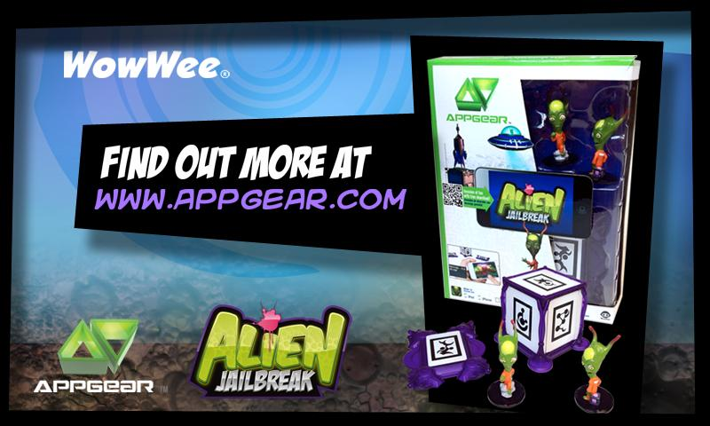 Alien Jailbreak- screenshot