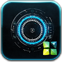Tech Next Launcher 3D Theme icon