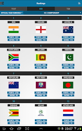 The ESPNcricinfo Cricket App Screenshot 14