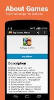Screenshot of Top Games Free Market