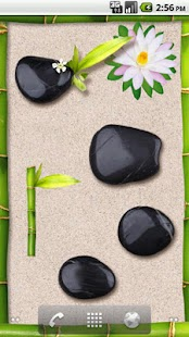Zen Garden LWP - screenshot thumbnail