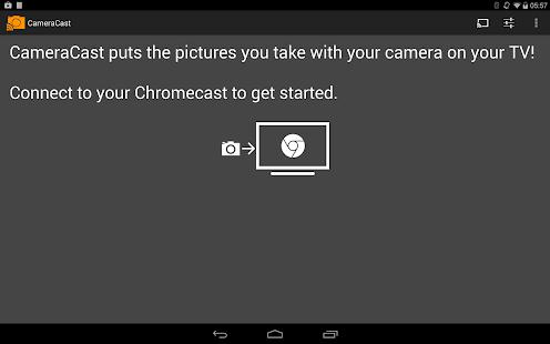 CameraCast for Chromecast