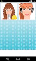 Screenshot of singer make up games