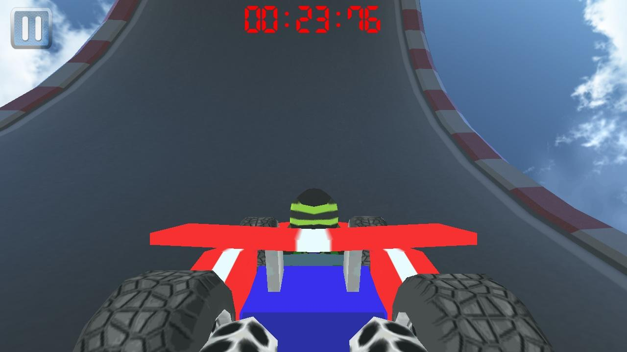 Speed Stunt Race : Sports Car- screenshot
