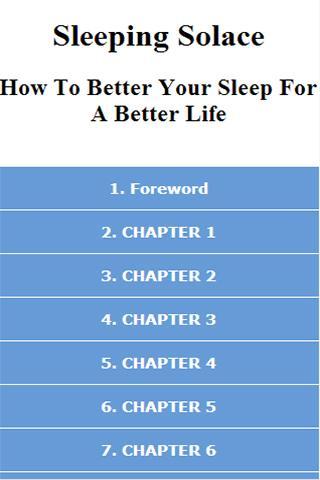 Sleep Better Guide