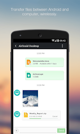 AirDroid - Android on Computer Screenshot 2