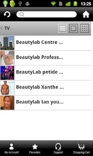 BeautyLab- screenshot thumbnail