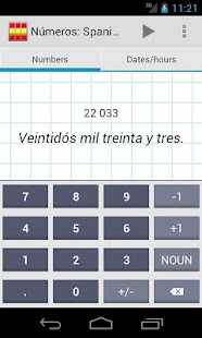Números: Spanish Numbers - screenshot thumbnail