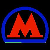 Moscow Metro Map (free)
