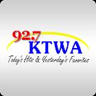 92.7 KTWA FM icon