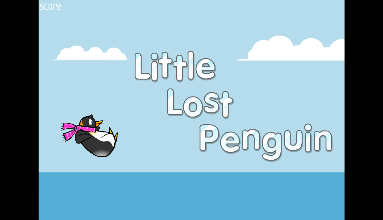 Little Lost Penguin- screenshot