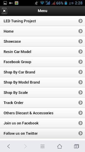 【免費商業App】Carloverdiecast Online Store-APP點子