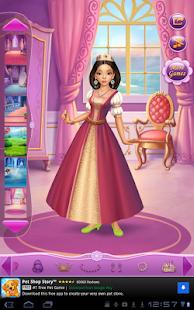 Dress Up Princess Tinker Bell