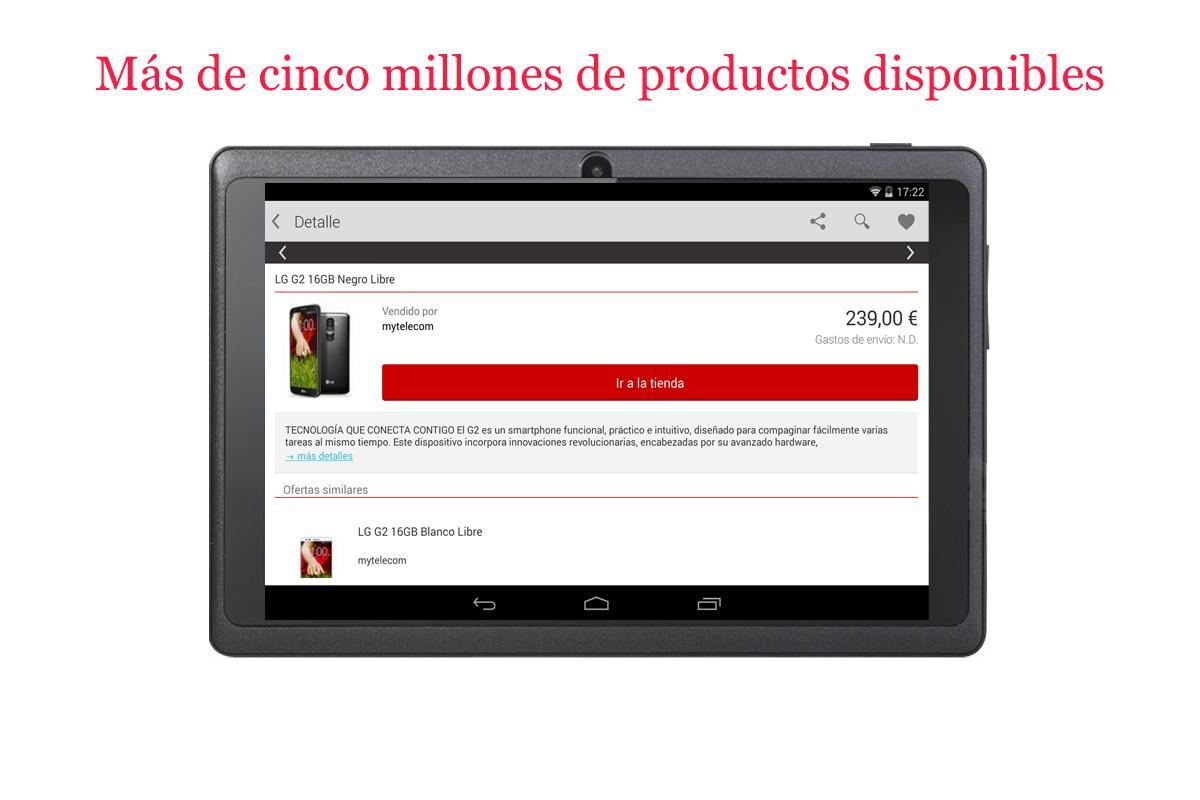 Ofertas, precios, compras...- screenshot