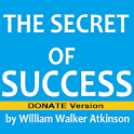 The Secret of Success - DONATE