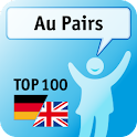 100 Au Pairs Success Phrases logo