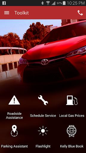 Right Toyota Scion DealerApp
