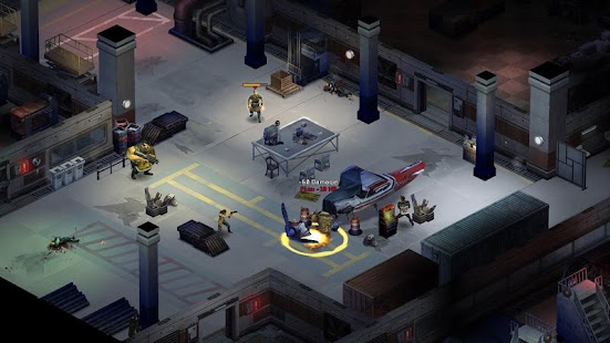 Shadowrun Returns: miniatura da captura de tela