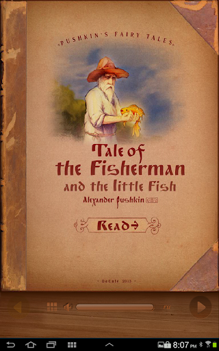 Fisherman and the little Fish