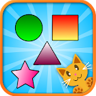 QCat - toddler shape game icon