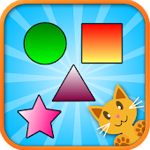 QCat-Todder Shape Games