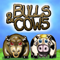 Bulls and cows: test your mind icon
