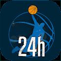 Dallas Basketball 24h icon