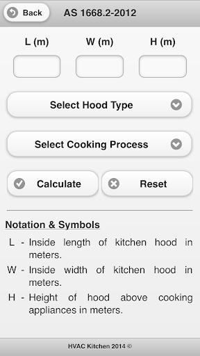 HVAC Kitchen