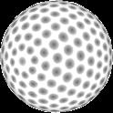 3D Golf Ball LWP icon