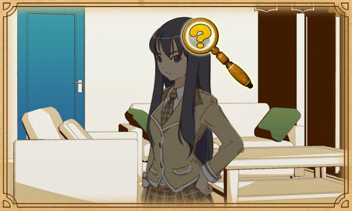 玩冒險App ホームズな彼女 ~ 名探偵 本間紗季子の頭の中 ~ 無料版免費 APP試玩