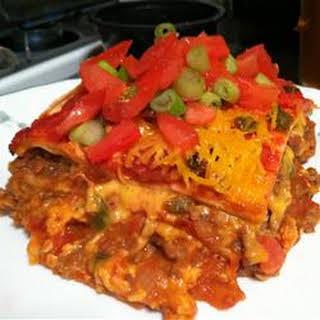 Mexican Lasagna II.