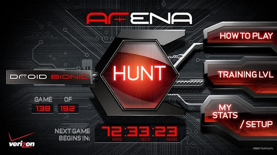 Droid Bionic ARena - screenshot thumbnail