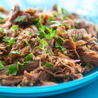 Slow Cooker Everything Beef Recipe