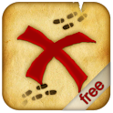 Treasure Map Free icon