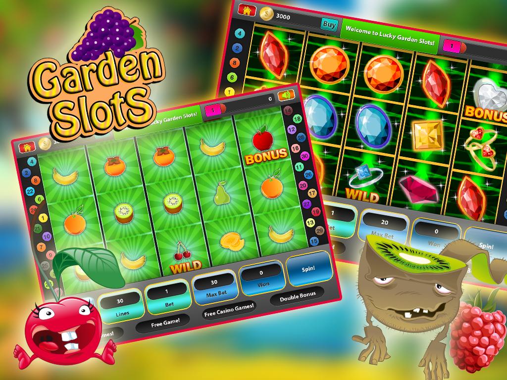 slot games free online garden spiele