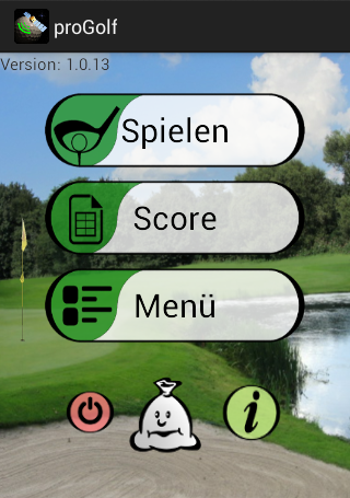 proGolf – Golf GPS Scorecard