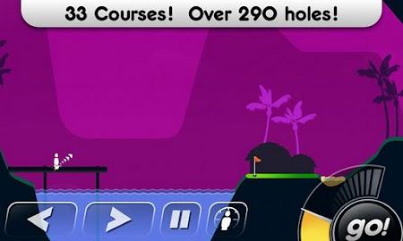 Super Stickman Golf Screenshot 1