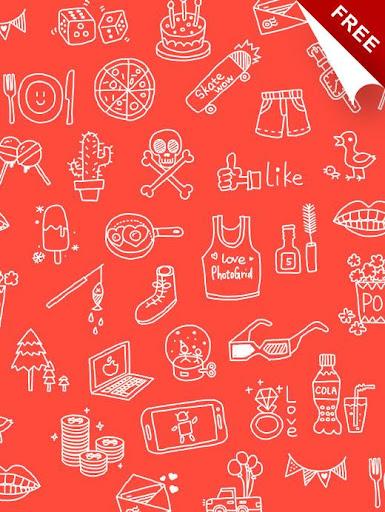 Doodle-相片組合資源插件