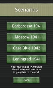 Small General Eastern Front- screenshot thumbnail