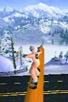 Screenshot of Cool Boarders 2
