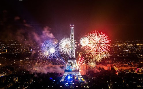 Eiffel Tower Live Wallpapers