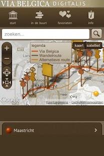 Via Belgica Digitalis- screenshot thumbnail
